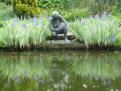 Botanische Tuin Rotterdam : Verborgen tuinen in rotterdam u natuurvereniging ijsselmonde